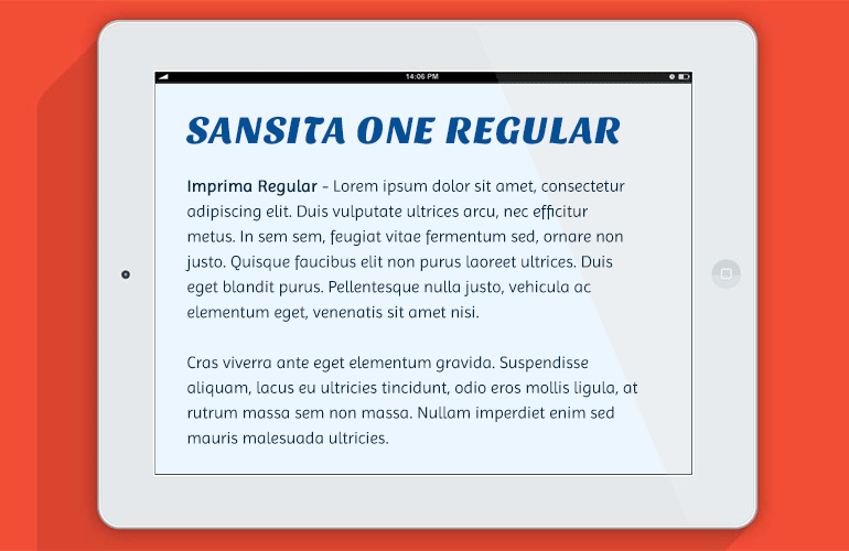 font-combinations-sansita-imprima