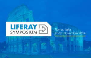 Liferay Symposium Roma 2014